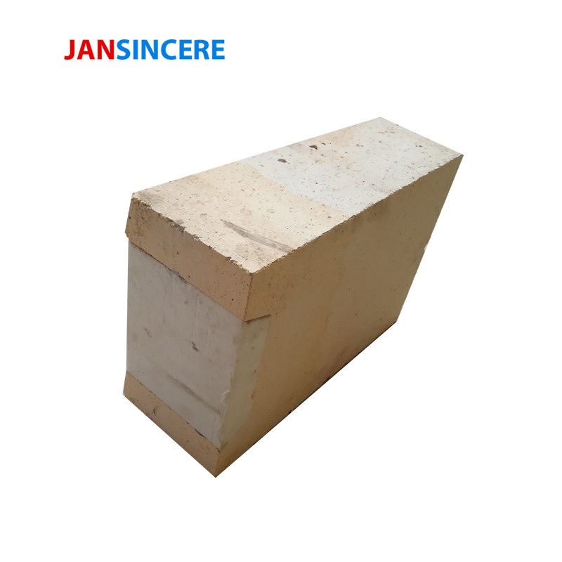 Corundum Mullite Refractory Bricks High Temperature Resistance For Cement Kiln
