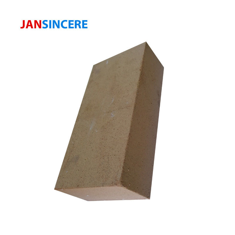 Custom Insulating Hard Fire Brick , Medium Duty Wood Stove Fire Bricks