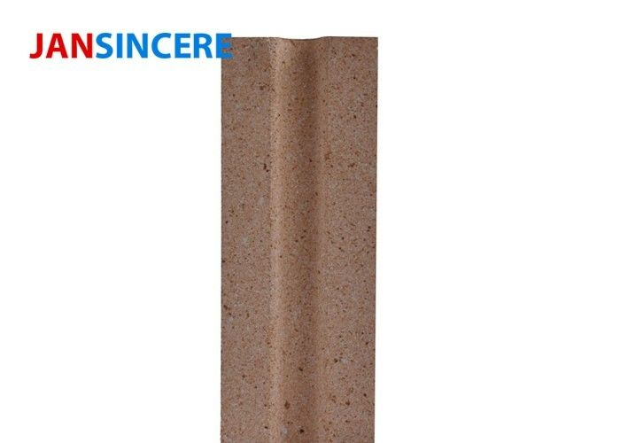 Fireplace Fireproof Bricks For Fire Pit , Standard Thermal Insulation Bricks