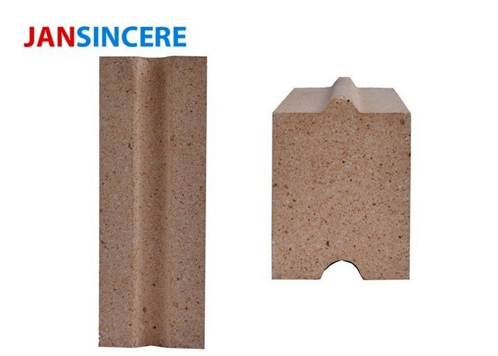 Industrial Fire Clay Bricks Excellent Thermal Shock Resistance High Grade