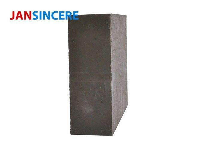 Firing Zone Magnesite Refractory Bricks 230 * 114 * 65mm High Crushing Strength