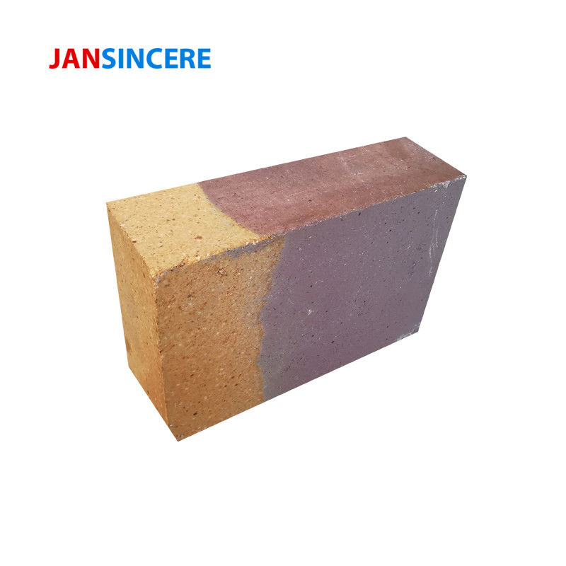 Hot Blast Stoves Zirconia Bricks Low Thermal Conductivity For Fireplace