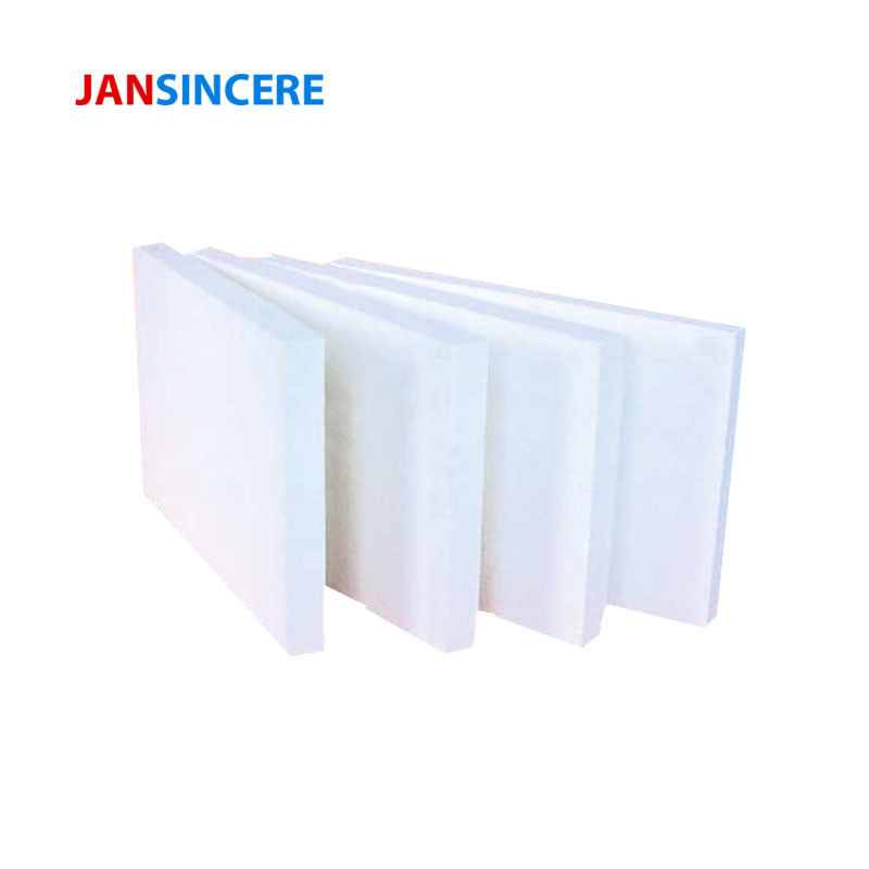 High Temperature Ceramic Fiber Insulation Board For Furnace Good Toughness And Strength