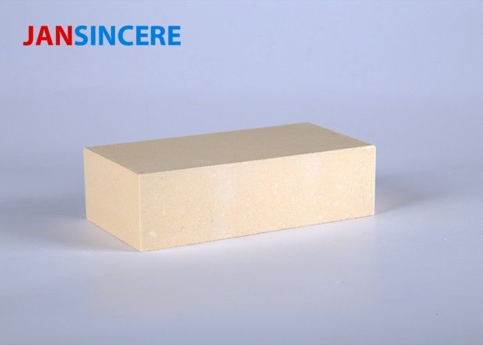White Grey Good Erosion Resistance Zirconia Bricks For Zircon Sintering Furnace