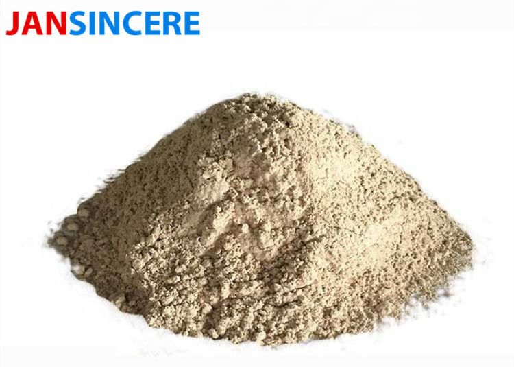 Powdered Castable Refractory Cement Dry Seepage Control Material For Electrolytic Cell