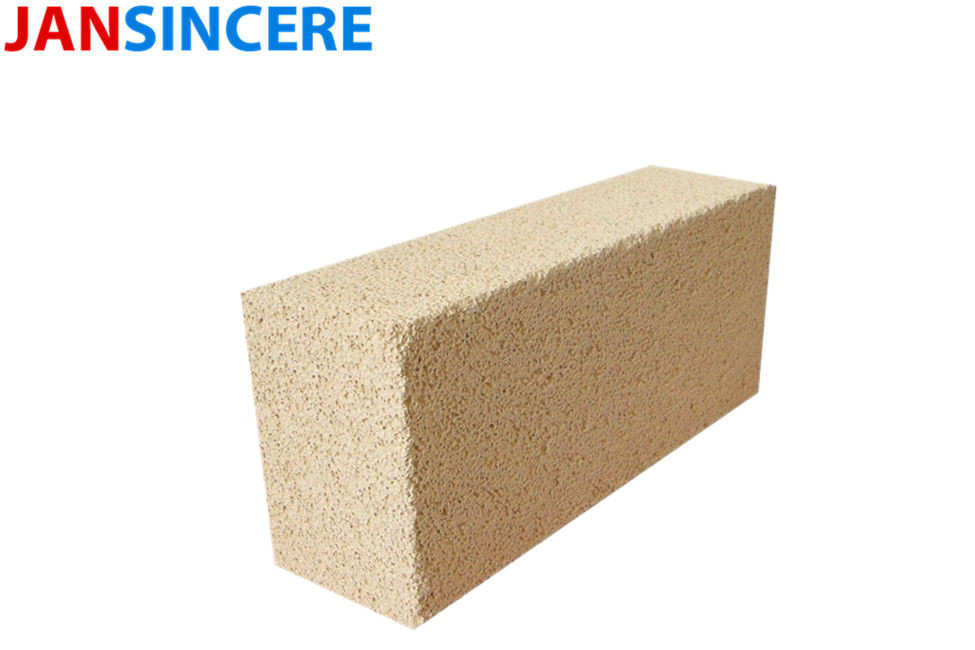 Alumina Block Insulating Fire Brick / Soft Fire Brick Fire Resistant ISO9001